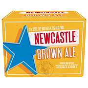 Newcastle Brown Ale Beer 12 oz Bottles