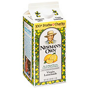 Newman's Own Old Fashioned Roadside, Virgin Lemonade