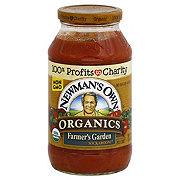 Newman's Own Organics Farmer's Garden Pasta Sauce