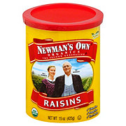 Newman's Own Organics The Second Generation Raisins