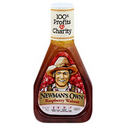 Newman's Own Raspberry & Walnut Dressing