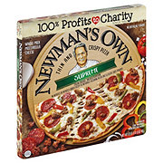 Newman's Own Supreme Thin & Crispy Pizza