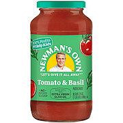 Newman's Own Tomato & Basil Bombolina Pasta Sauce