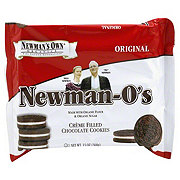 Newmans Own Newman-os Creme Filled Chocolate Cookies