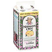 Newmans Own Old Fashioned Roadside, Pink Virgin Lemonade