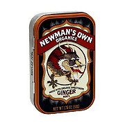 Newmans Own Organics Ginger Mints Tin