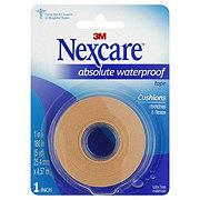 Nexcare 1 Inch Absolute Waterproof Tape