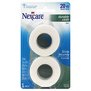 Nexcare 1 Inch Durable Cloth Tape Value Pack