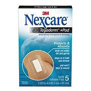 Nexcare Adhesive Pads Absolute Waterproof