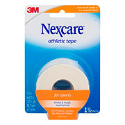 Nexcare First Aid Athletic Cloth Tape 12 1/2 Yd.
