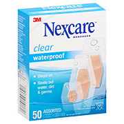 Nexcare Waterproof Bandages Assorted