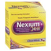 Nexium 24HR ClearMinis Acid Reducer & Heartburn Relief Capsules