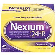 Nexium 24HR Esomeprazole Acid Reducer & Heartburn Relief Capsules