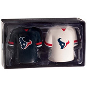NFL Texan Jersey Salt and Pepper Shakers