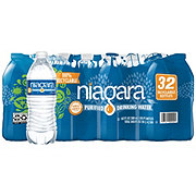 Niagara Purified Drinking Water 16.9 oz Bottles