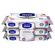Nice 'N Clean Baby Wipes For Sensitive Skin