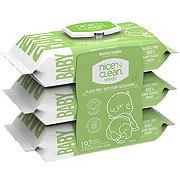 Nice 'N Clean Baby Wipes Green Tea Cucumber