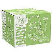 Nice 'N Clean Baby Wipes Green Tea Cucumber