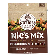 Nichols Farms Nic's Mix Nuts Pistachios & Almonds