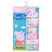Nick Jr Peppa Pig Girl Underwear 7 pk