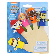 Nickelodeon Paw Patrol Finger Bath Puppets