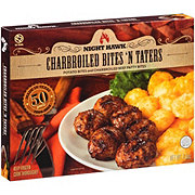 Night Hawk Charbroiled Bites 'N Taters