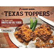 Night Hawk Texas Toppers Top Chop't with Homestyle Beef Chili 'n Cheese