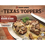 Night Hawk Texas Toppers Top Chop't with Mushrooms and Onions