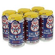 Nine Band The Badge Honey Blonde Beer 12 oz  Cans