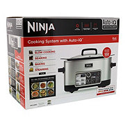 Ninja Cooking System Slow Cooker with Auto-IQ