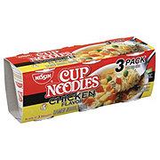 Nissin Cup Noodles Chicken Flavor Ramen Noodle Soup 3 CT
