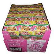 Nissin Cup Noodles Shrimp Flavor Ramen Noodle Soup