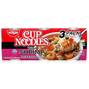Nissin Cup Noodles Shrimp Flavor Ramen Noodle Soup 3Ct