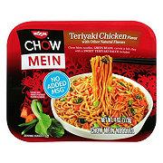 Nissin Original Teriyaki Chicken Flavor Chow Mein