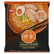 Nissin Raoh Umami Miso Noodles