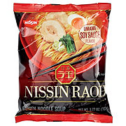 Nissin Raoh Umami Soy Sauce Noodles