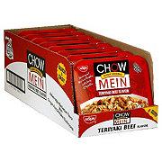 Nissin Teriyaki Beef Flavor Chow Mein