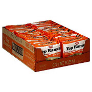 Nissin Top Ramen Chicken Flavor Ramen Noodle Soup Value Pack