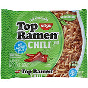 Nissin Top Ramen Chili Flavor Ramen Noodle Soup