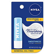 Nivea A Kiss of Smoothness Hydrating SPF 10 Lip Care