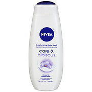 Nivea Care & Hibiscus Moisturizing Body Wash
