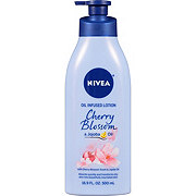 Nivea Cherry Blossom and Jojoba Oil Infused Lotion
