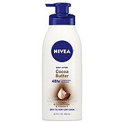 Nivea Cocoa Butter Lotion