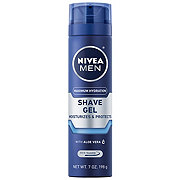 Nivea Men Moisturizing Shave Gel