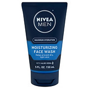 Nivea Men Original Moisturizing Face Wash