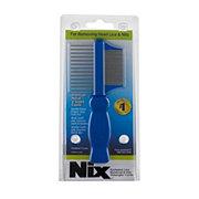 Nix Premium Metal 2-Sided Comb