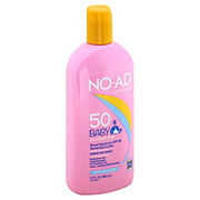 NO-AD Baby Lotion SPF 50 RRP