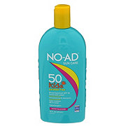 NO-AD Kids Suncare Lotion SPF 50