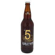 No Label 5th Anniversary Barley Wine Bottle