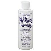 No-Rinse Body Wash